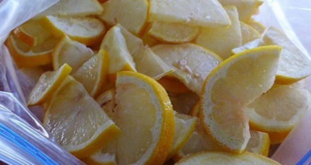 Замразеният лимон е по-мощен от химиотерапията помага при диабет тумори както и да отслабнете