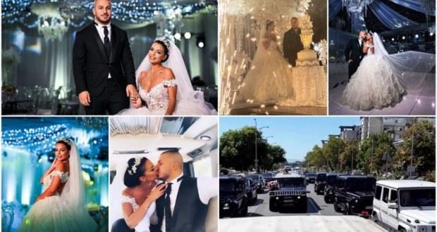 Тузарска сватба вдигнаха Бисера и Юра Месропян в Пловдив