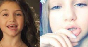 Крисия вече не е дете а красива млада дама