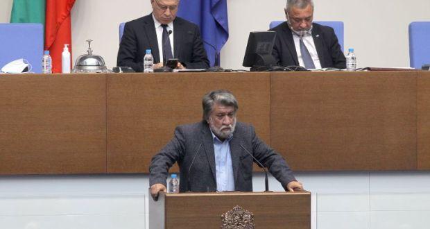Вежди Рашидов защити ПКП: Ей ахмаци кой от Вас работи толкова много