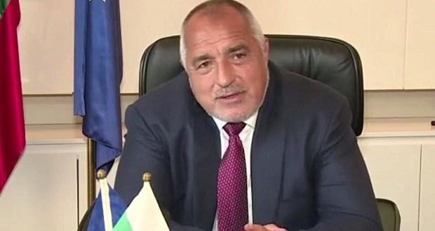 Бойко Борисов: Длъжен съм да не подавам оставка!