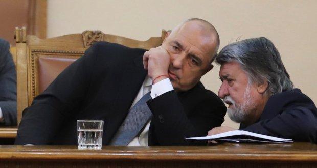 Вежди Рашидов: Борисов е още млад амбициозен можещ защо да не опита да стане президент