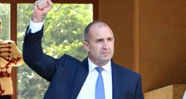 """Радев: """"Мутри вън"""" е думата на 2020 година. Аз обединявам българите срещу статуквото и беззаконието"""