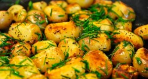 Пресни картофи с копър и чесън! Класика по нов начин - Вече пуснаха на пазара първите