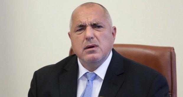 """Фейсбук изригна след монолога на Борисов: """"С мутри не се преговаря"""""""