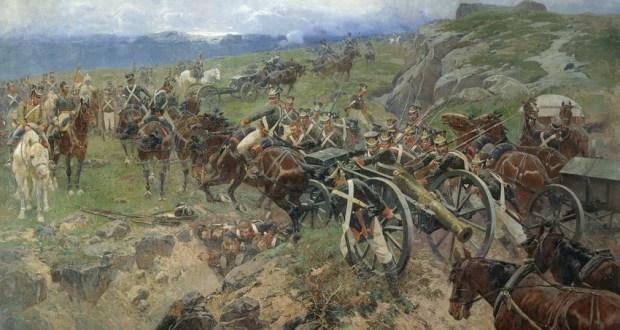 Отрядът на Карягин: как 493 руски войници се изправят срещу 20 000 персийци
