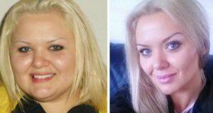 Мъж заряза дебелата си жена след година я видя и си скуба косите