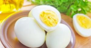 Диета с варени яйца топи 11 кг за 2 седмици: Режимът забързва метаболизма и укрепва имунитета