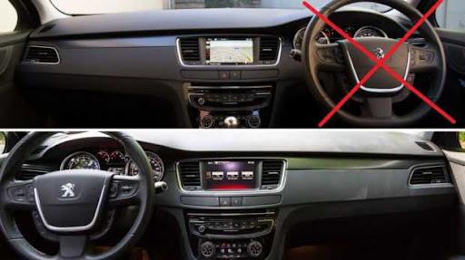 Нов закон: Забраняват десния волан глобяват с 500 лв. шофьор ако сам си ремонтира колата