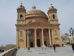 kyrkan i Mgarr