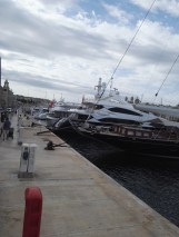 Lyxiga båtar