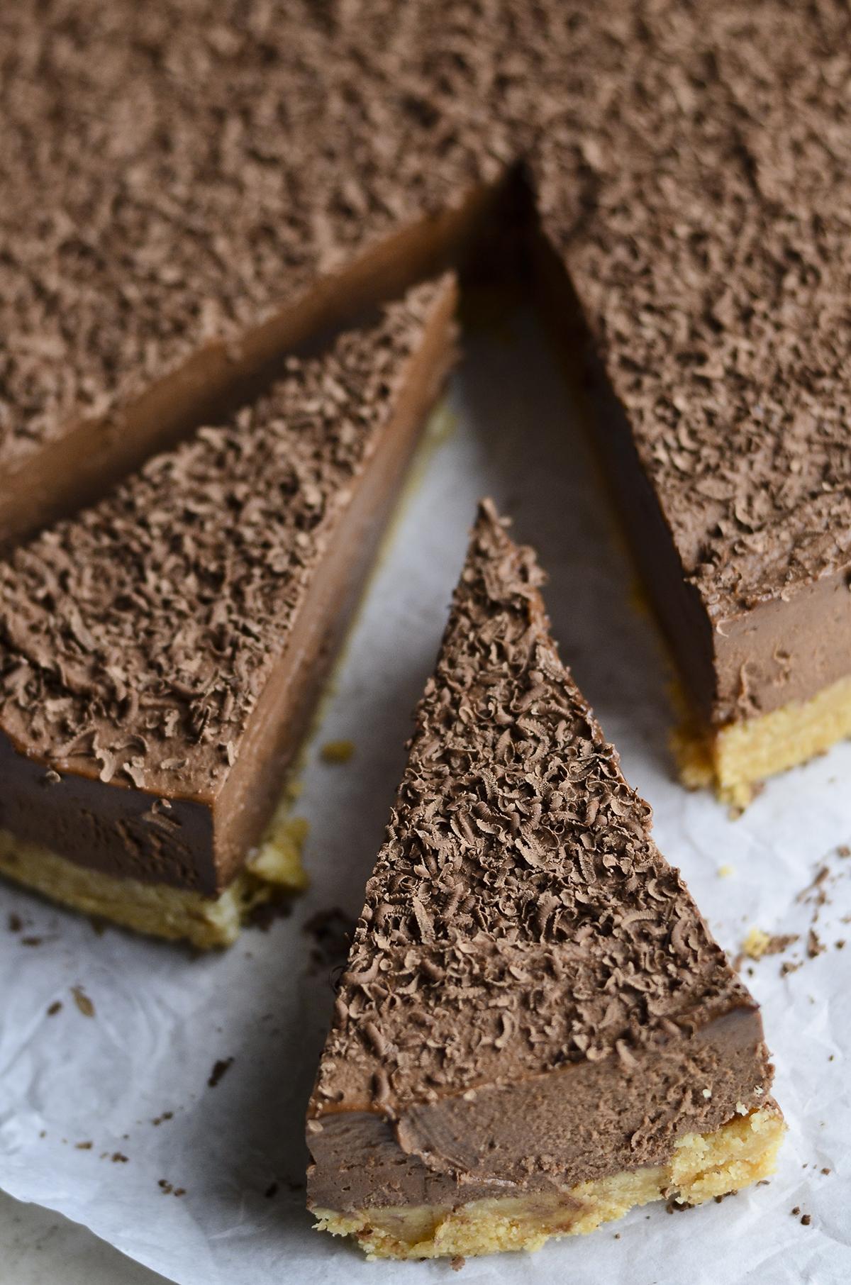 sokoladinis maskarpones nekeptas pyragas skanios dienos (3)