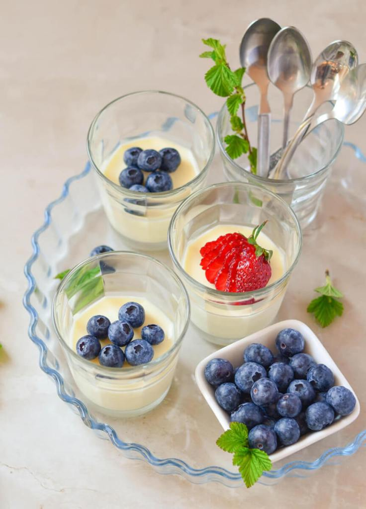 citrinu pudingas receptas