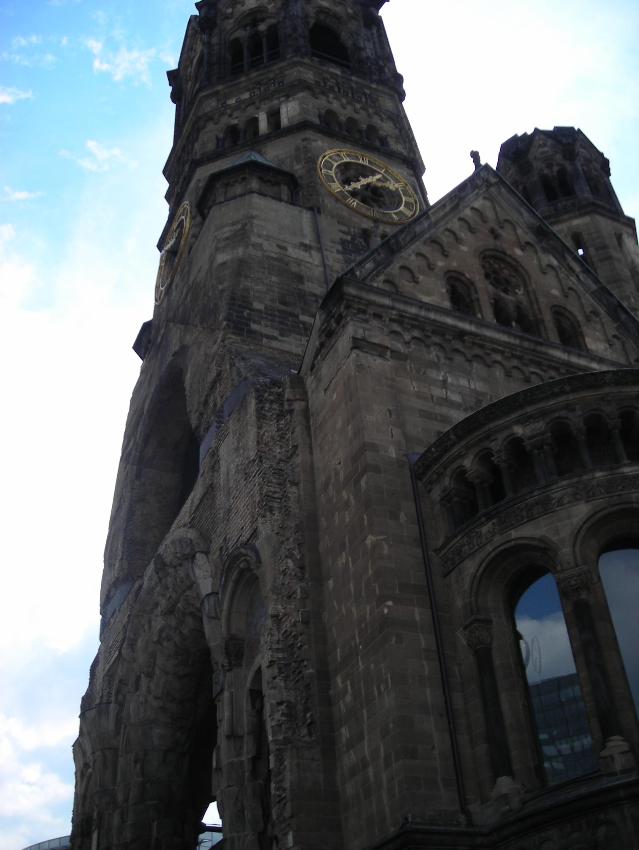 Una chiesa a Berlino