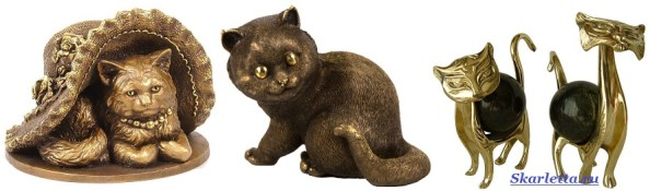 Статуэтки-кошек-13