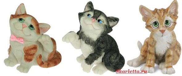 Статуэтки-кошек-15