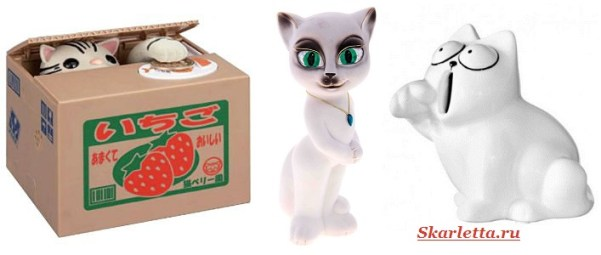 Статуэтки-кошек-17