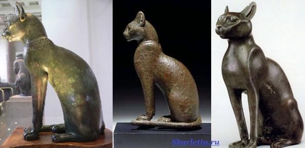 Статуэтки-кошек-2