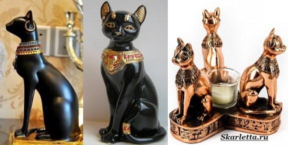 Статуэтки-кошек-3