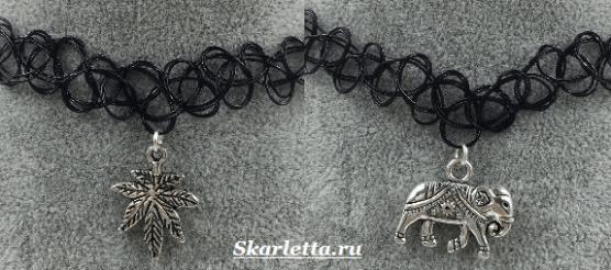 Чокеры-украшения-на-шею-61