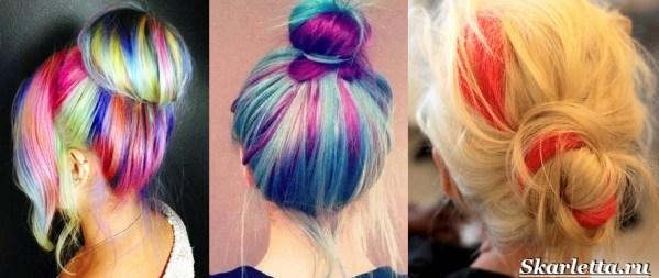 Макияж-для-волос-Фото-примеры-макияжа-на-волосах-6