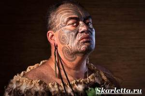 Тату-маори-Значение-тату-маори-Эскизы-и-фото-тату-маори-1