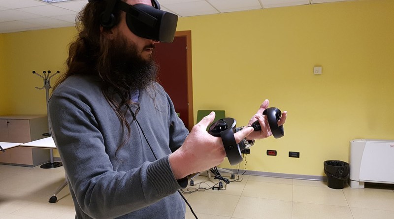 Oculus Touch: first review - The Ghost Howls