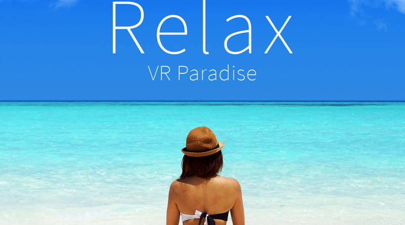 just relax virtual reality relaxation app