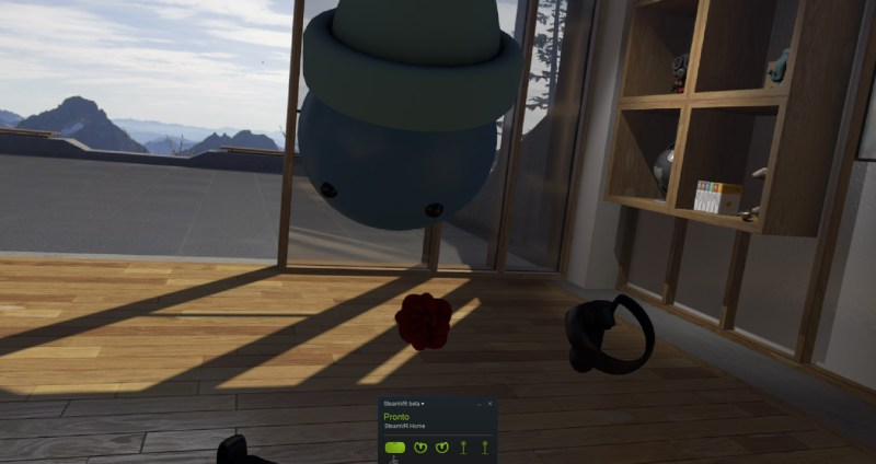 SteamVR Home beta review