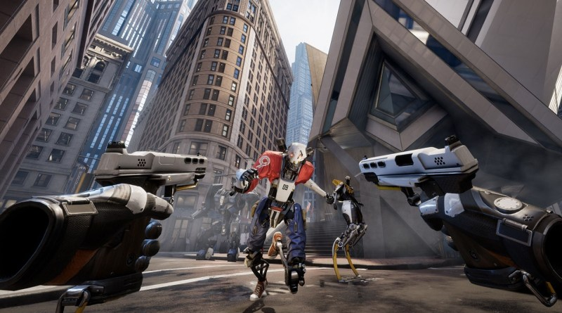 Why I think that Robo Recall is an awesome VR game