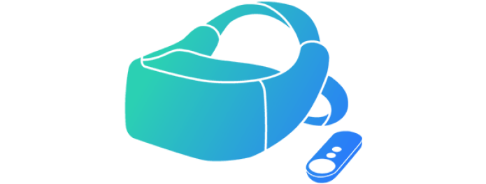 Vive Daydream standalone virtual reality headset
