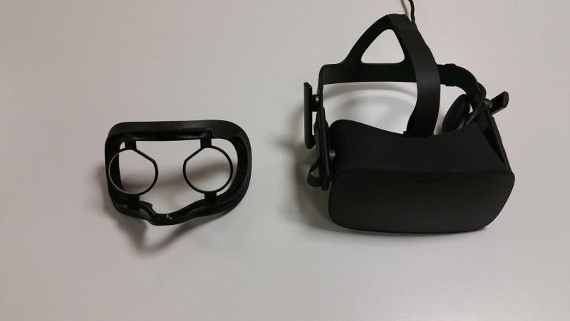 WidmoVR VR glass lenses review