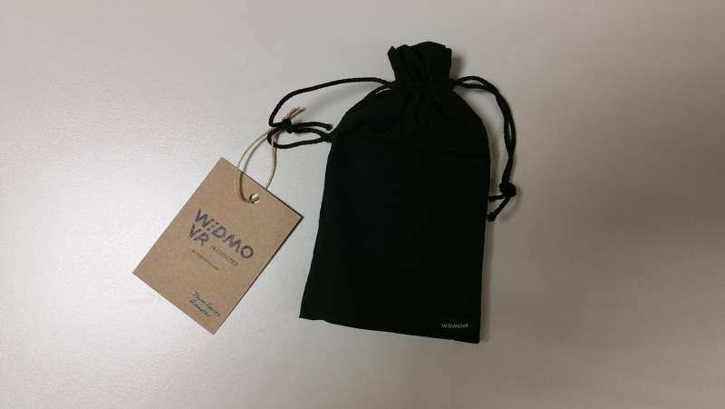 WidmoVR products review: nice accessories for virtual