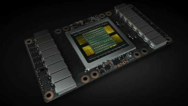 NVIDIA Volta Pimax VR headset