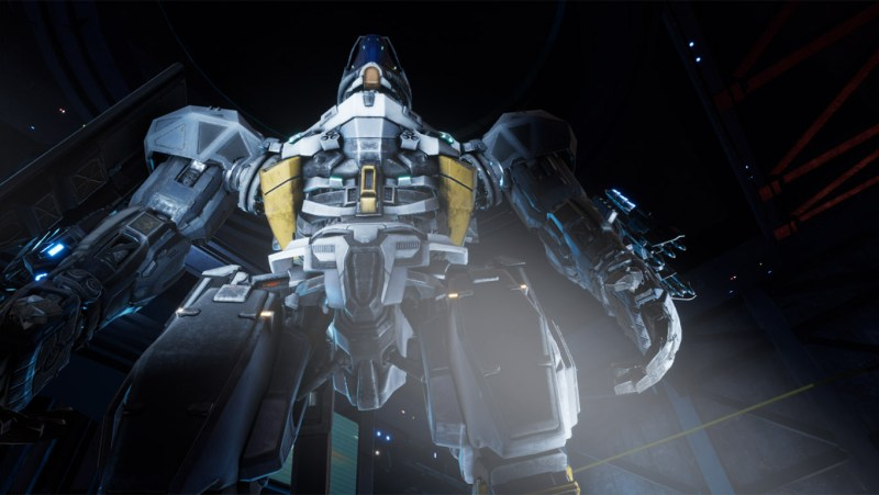 archangel vr mech game review