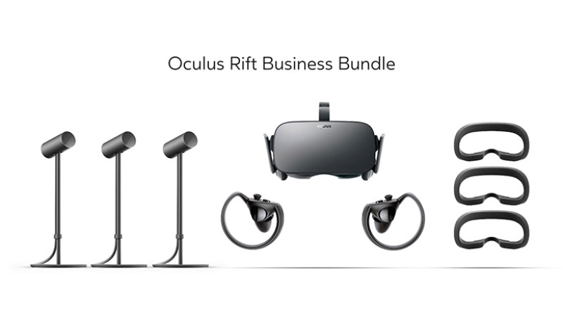 Oculus Connect 4 virtual reality roundup all business