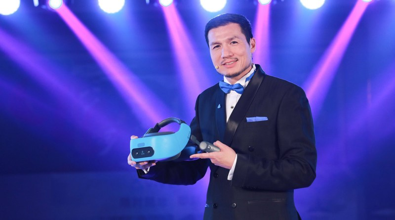 HTC announces Vive Focus and Vive Wave - The Ghost Howls