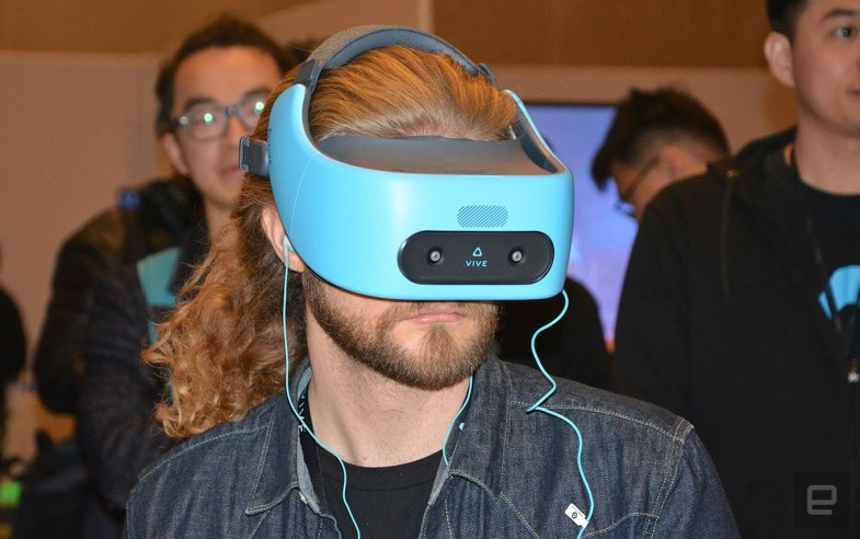 HTC Vive Focus review