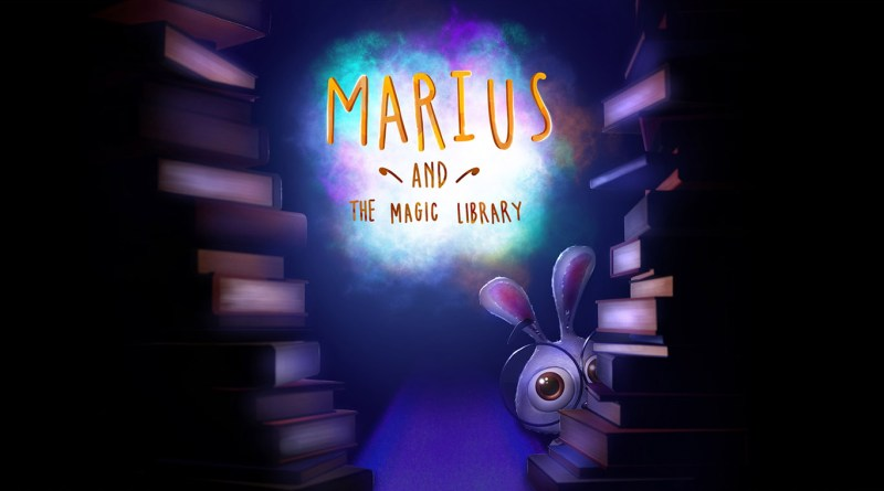 Marius And the Magic Library review