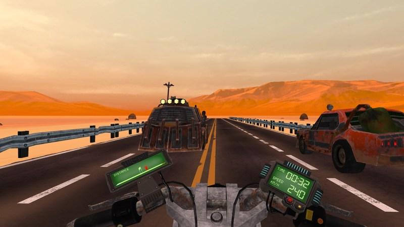 Apocalypse rider virtual reality game review