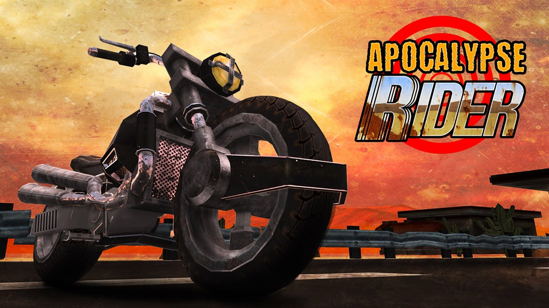 Apocalypse Rider review: a simple and entertaining racing game