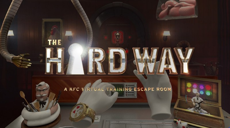 KFC Hard Way VR Review