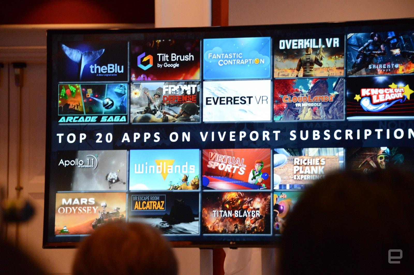 Vive at CES 2018 announces a new Vive Pro headset, Vive Wireless