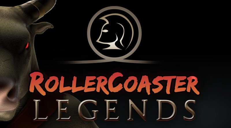 Rollercoaster legends vr game review