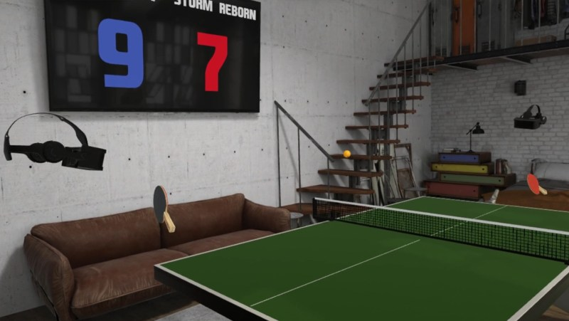 eleven table tennis vr review