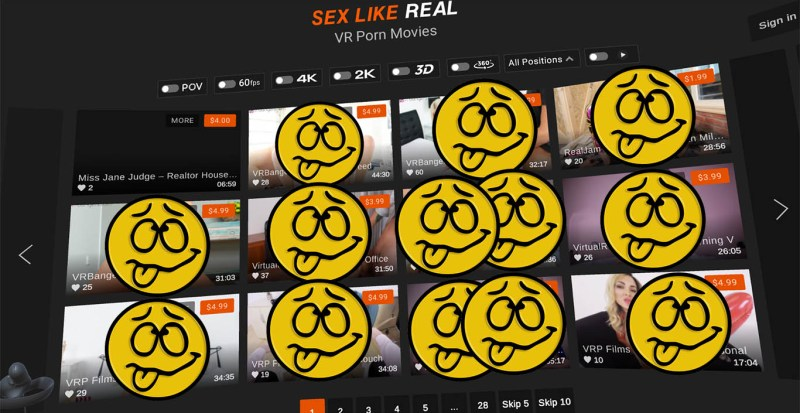 sex like real vr interview