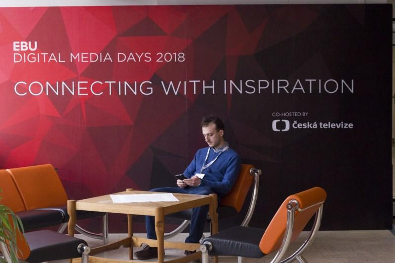 EBU Digital media days 2018 AR VR