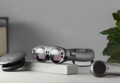 Magic leap horizontal vertical field of view