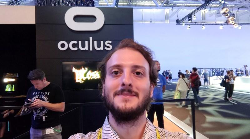 gamescom 2018 virtual reality