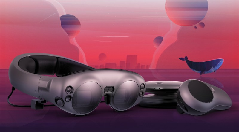 Magic Leap One released augmented reality